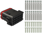 kit central connector xtremeDB, field-wireable