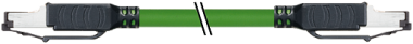 RJ45 0° / RJ45 0° ETHERNET