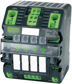 MICO+ 48V DC 4.4 electronic circuit protection, 4-CANALS